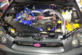 Subaru Imprezza wrx sti
