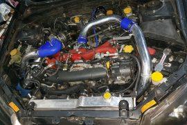 Subaru Imprezza Sti 09